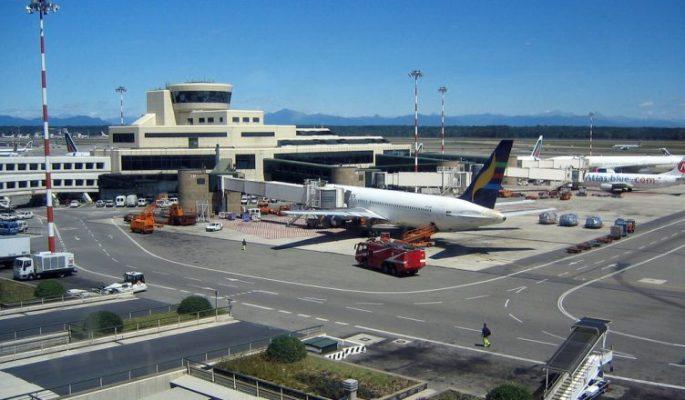 aeroport Milan