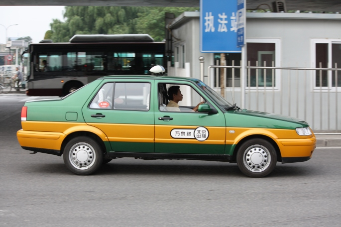 Beijing Taxi (2)