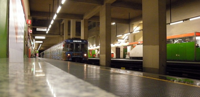 metro milan