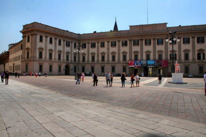 palazzo real milan