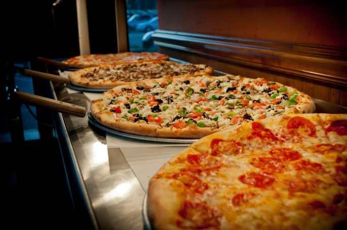 pzza rome