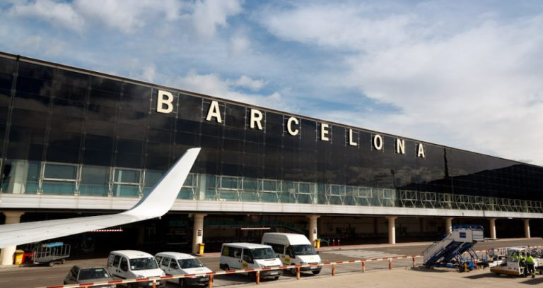barcelone aeroport