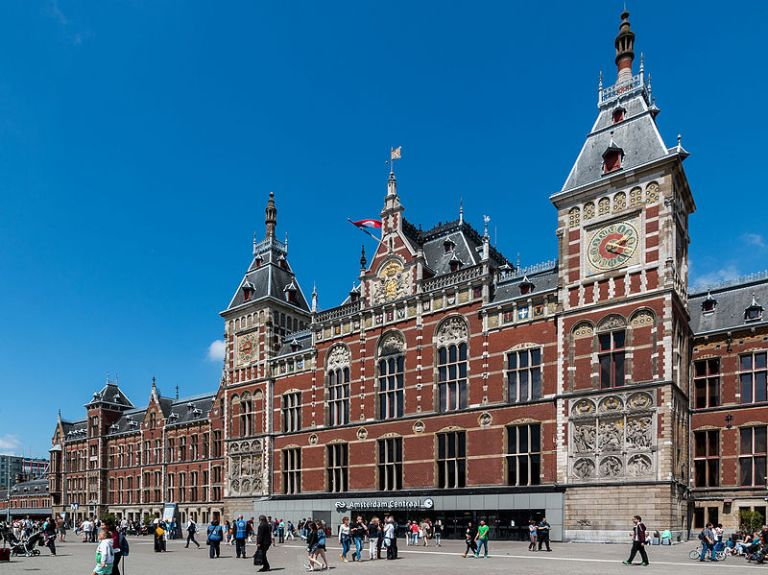Centre-ville amsterdam