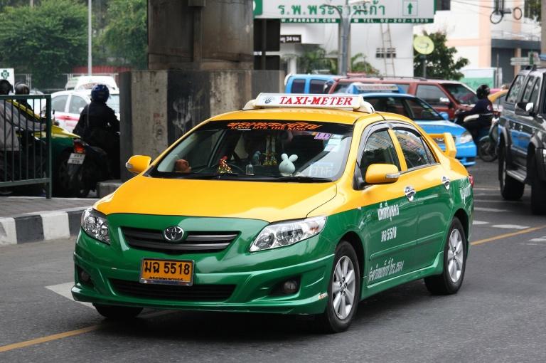 taxi bkk
